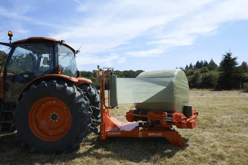BALE WRAPPERS