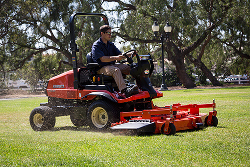 F Series Mower